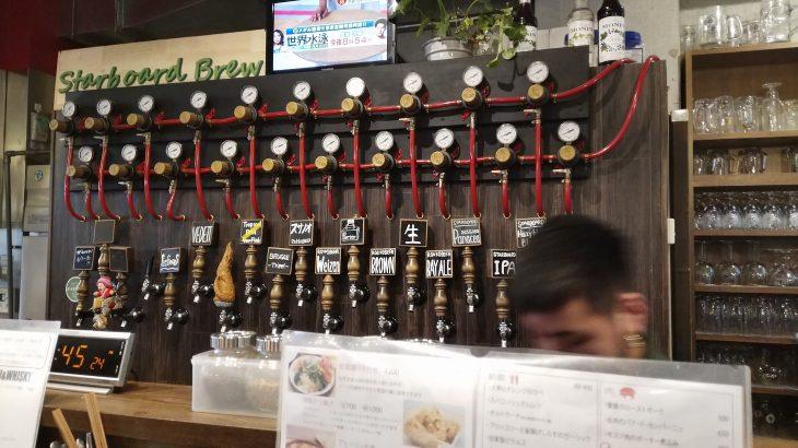 【三宮】【クラフトビール】スターボード